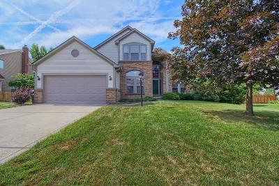Pickerington Single Family Home For Sale: 691 Cherry Hill Drive