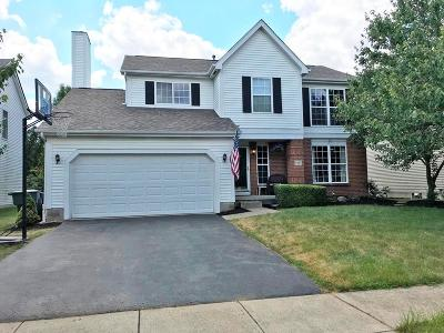 Westerville Single Family Home Contingent Finance And Inspect: 5493 Nash Place