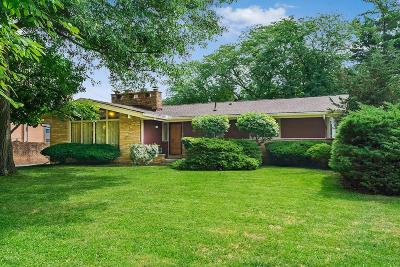 Bexley Single Family Home For Sale: 40 S Merkle Road
