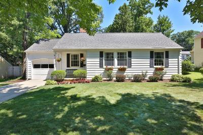 Worthington Single Family Home Contingent Finance And Inspect: 564 S Selby Boulevard