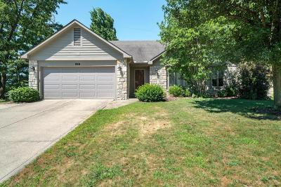 Westerville Single Family Home For Sale: 265 Olde Mill Drive