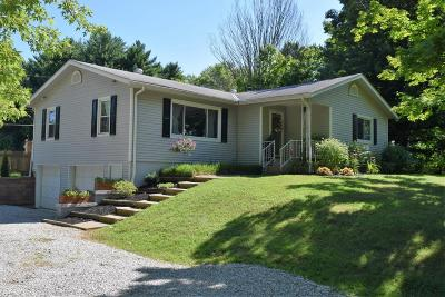 Galena Single Family Home Contingent Finance And Inspect: 4065 Harlem Road