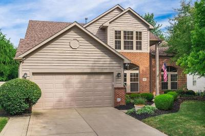 Westerville Single Family Home Contingent Finance And Inspect: 347 Aylesbury Drive W