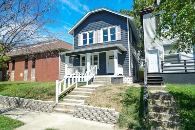 Single Family Home For Sale: 1006 Oakwood Avenue