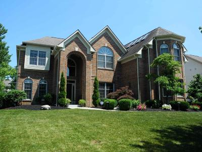 Westerville Single Family Home For Sale: 6985 Stillwater Cove