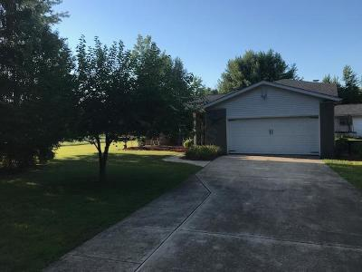 Pataskala Single Family Home Contingent Finance And Inspect: 13658 Refugee Road SW