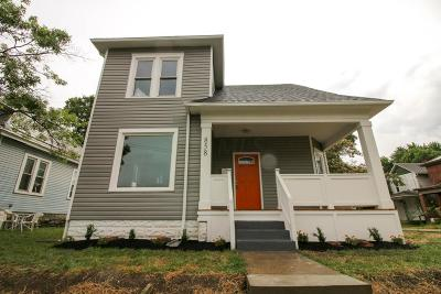 Single Family Home For Sale: 858 S 17th Street