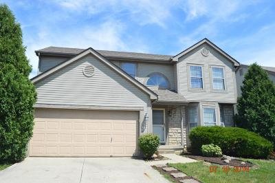 Reynoldsburg Single Family Home Contingent Finance And Inspect: 3088 Fabyan Drive