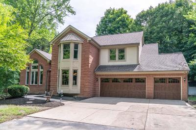 Westerville Single Family Home Contingent Finance And Inspect: 8108 Bevelhymer Road