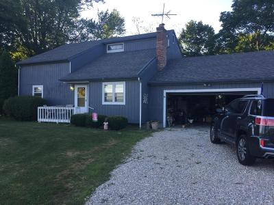 Sunbury Single Family Home For Sale: 8449 State Route 37