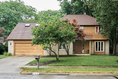 Westerville Single Family Home For Sale: 768 Collingwood Drive