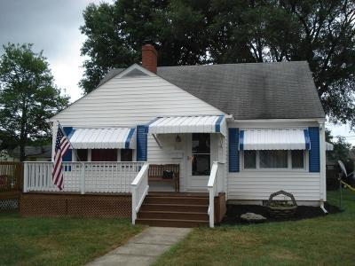 Lancaster Single Family Home For Sale: 620 McKinley Avenue