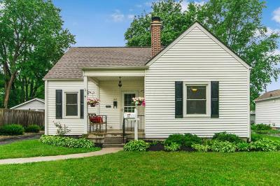 Clintonville Single Family Home Contingent Finance And Inspect: 217 Wetmore Road