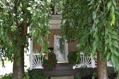 Lancaster Single Family Home For Sale: 118 E Allen Street