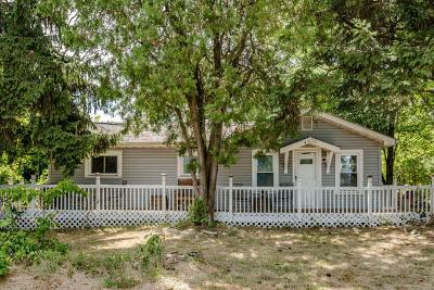 Sunbury Single Family Home Contingent Finance And Inspect: 4279 N Three B S & K Road