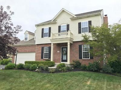Westerville Single Family Home Contingent Finance And Inspect: 7557 Upper Cambridge Way