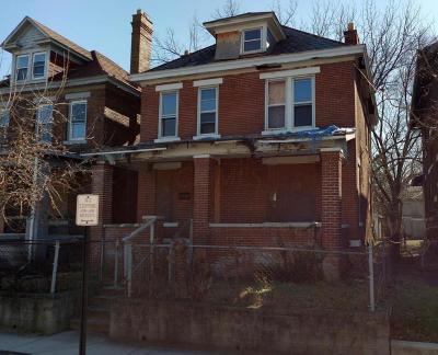 Columbus Single Family Home For Sale: 925 E Livingston Avenue
