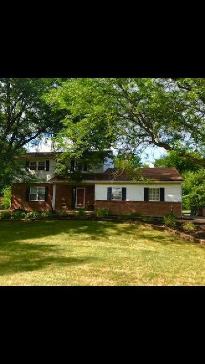 Groveport Single Family Home Contingent Finance And Inspect: 4948 Greengate Drive