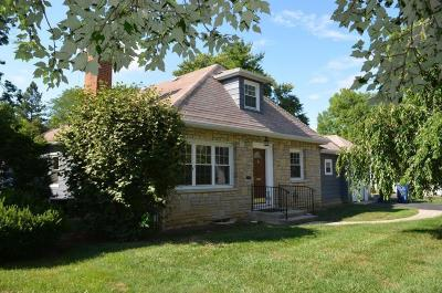 Columbus Single Family Home For Sale: 2850 Wellesley Road