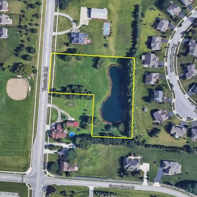 Westerville Residential Lots & Land For Sale: Tussic Street Road