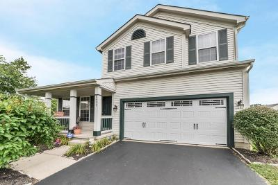 Reynoldsburg Single Family Home For Sale: 8457 Firstgate Drive