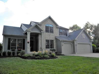 Galloway Single Family Home Contingent Finance And Inspect: 6345 Turngate Lane