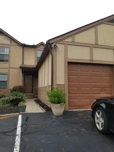 Worthington Condo Contingent Finance And Inspect: 719 Alta View Court #29