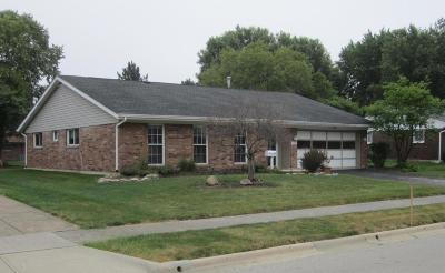 Westerville Single Family Home Sold: 242 Bombay Avenue