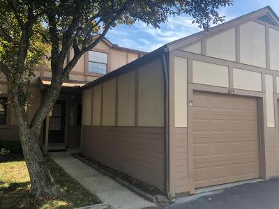 Worthington Condo Contingent Finance And Inspect: 675 Alta View Court #17
