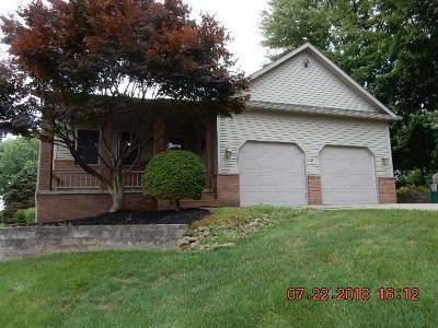 Howard Single Family Home Contingent Finance And Inspect: 795 Glenview Drive