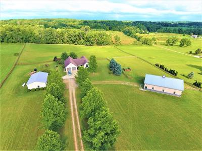 Knox County Single Family Home For Sale: 3480 Ewart Road