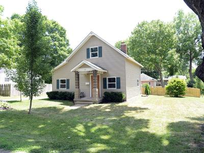 Mount Vernon OH Single Family Home For Sale: $129,900