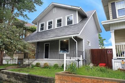 Single Family Home For Sale: 508 Hanford Street