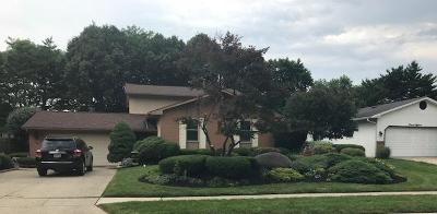Reynoldsburg Single Family Home Contingent Finance And Inspect: 1110 Tiffany Drive