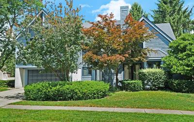 Westerville Single Family Home Contingent Finance And Inspect: 5454 Eaglesnest Drive