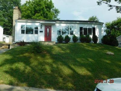 Johnstown Single Family Home Contingent Finance And Inspect: 479 Sunset Drive