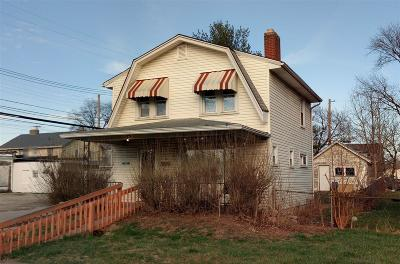 Franklin County, Delaware County, Fairfield County, Hocking County, Licking County, Madison County, Morrow County, Perry County, Pickaway County, Union County Single Family Home For Sale: 518 S Eureka Avenue