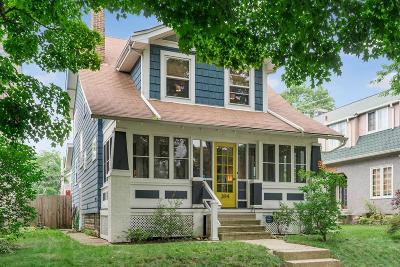 Clintonville Single Family Home Contingent Finance And Inspect: 394 E Tulane Road