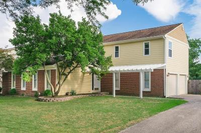 Dublin Single Family Home Contingent Finance And Inspect: 2239 Severhill Drive