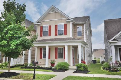 Westerville Single Family Home For Sale: 5967 Trumhall Avenue