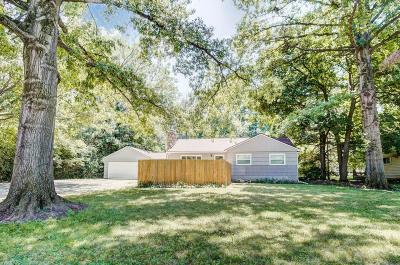 Worthington Single Family Home Contingent Finance And Inspect: 145 E Wilson Bridge Road