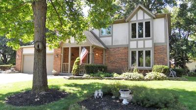 Westerville Single Family Home Contingent Finance And Inspect: 809 Coss Circle