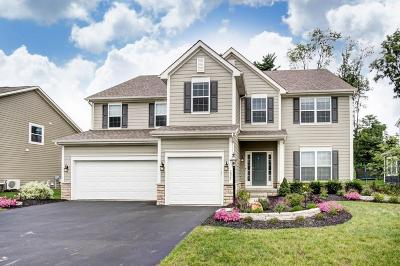 Westerville Single Family Home For Sale: 5025 Sanctuary Drive
