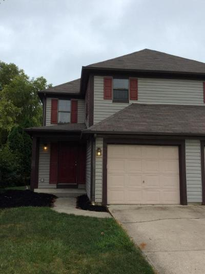Grove City Single Family Home For Sale: 1586 Rock Creek Drive