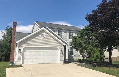 Hilliard Single Family Home Sold: 2665 Westbreeze Drive