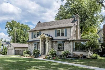 Columbus Single Family Home For Sale: 1814 Andover Road