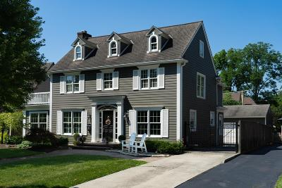 Columbus Single Family Home For Sale: 2343 Kensington Drive