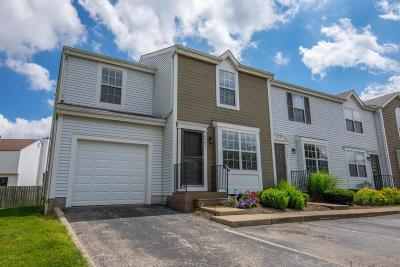 Hilliard Condo Contingent Finance And Inspect: 4961 Singleton Drive #17A