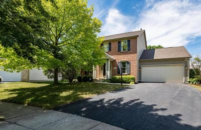 Dublin Single Family Home Contingent Finance And Inspect: 6266 Ruth Ann Court