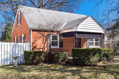 Bexley Single Family Home For Sale: 2580 Stanbery Drive